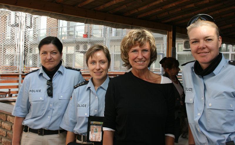 Dagmar Wöhrl Delegationsreise nach Pakistan und Afghanistan. Dagmar Wöhrl - Oktober 2010.