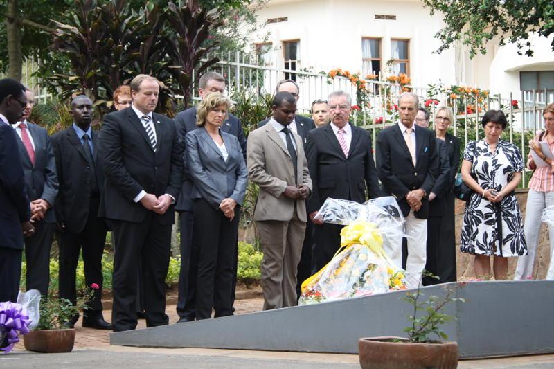 08. Januar 2010 Ruanda