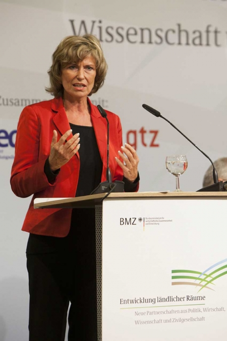 Rede: Entwicklung ländlicher Räume. Dagmar Wöhrl - November 2010.