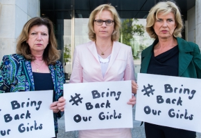 Bringt die Mädchen zurück nach Hause! CSU-Abgeordnete fordern Freilassung der 234 nigerianischen Schülerinnen aus der Gewalt von Boko Haram von Dagmar Wöhrl am 21. Mai 2014 in Standpunkt