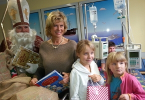 06. Dezember 2013 - Vorlesen Cnopfsche Kinderklinik