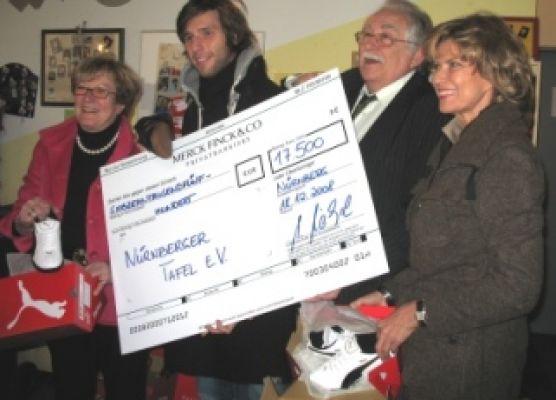 18. Dezember 2008 Nürnberger Tafel