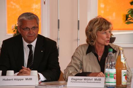 Dagmar Wöhrl - 20. Juli 2009 Nürnberg