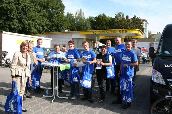Dagmar Wöhrl - Eindrücke von der Wahlkampftour