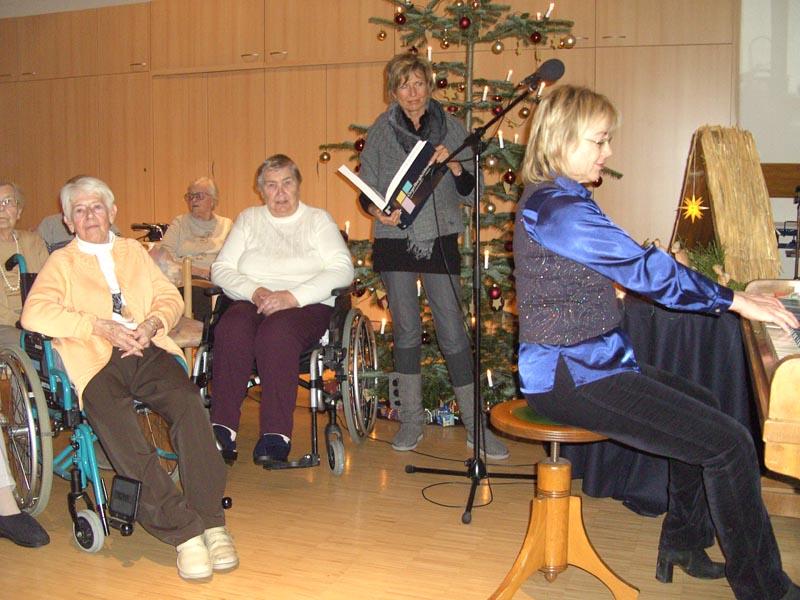 Dagmar Wöhrl - 21. Dezember 2009 Nürnberg