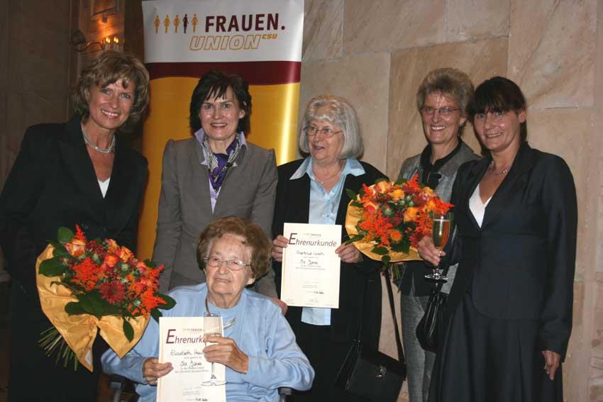 25 Jahre Frauen-Union Nürnberg. Dagmar Wöhrl - 7. November - Nürnberg