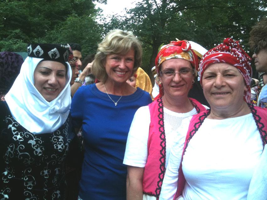 Türkisches Sommerfest Juli 2011