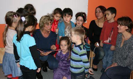 Vorlesetag 2011 - Dagmar Wöhrl. 18. November 2011