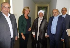 15.06.2012 - Der Verteidiger der Menschrechte Abdolfattah Soltani und sein Anrecht auf ein faires Verfahren und Freispruch
