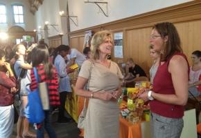 """Nürnberg macht seinem Titel """"Fairtrade Town"""" alle Ehre"""