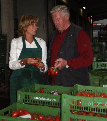 Dagmar Wöhrl - 01. September 2008 Nürnberg