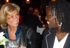 Sauti Kuu – Starke Stimmen für eine starke Jugend. Frau Dr. Auma Obama, Halbschwester des amerikanischen Präsidenten Barack Obama