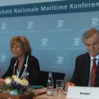 Dagmar Wöhrl, PK Maritime Konferenz 2009