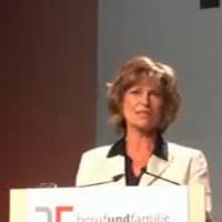 Dagmar Wöhrl audit berufundfamilie 2009