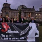 """Wöhrl ruft am Welt-AIDS-Tag zu verstärktem Engagement im Kampf gegen HIV/AIDS auf: """"Es ist Zeit für eine """"Aids-freie Generation."""""""