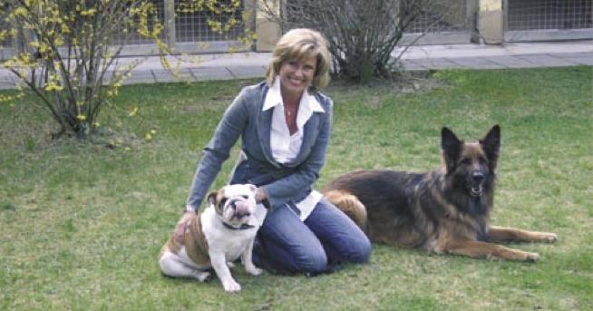 Dagmar Wöhrl Tierheim Nürnberg