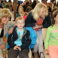 Kinderkonferenz mit Dagmar G. Wöhrl MdB und UNICEF-Botschafterin Sabine Christiansen