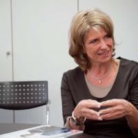 Dagmar Wöhrl, fränkische Unternehmergattin, engagierte Politikerin und Stifterin im Interview mit dem FRANKEN MANAGER
