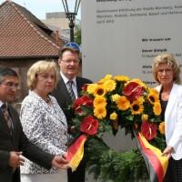 Erfolgreiche Integration entscheidet sich vor Ort: Staatsministerin Prof. Dr. Maria Böhmer zu Besuch in Nürnberg