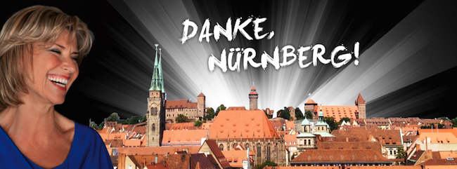 Dagmar Wöhrl Danke Bundestagswahl 2013