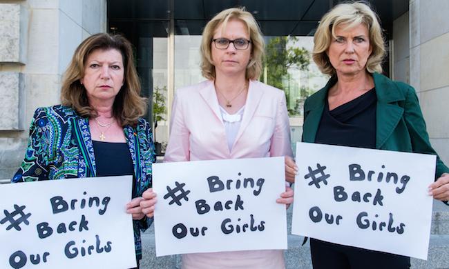Bringt die Madchen zuruck nach Hause! CSU-Abgeordnete fordern Freilassung der 234 nigerianischen Schulerinnen aus der Gewalt von Boko Haram