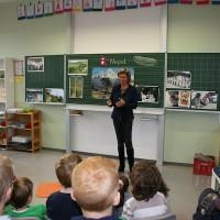25 Jahre UN-Kinderrechtskonvention. MdB Dagmar G. Wöhrl fordert bei Besuch der Grundschule Thoner Espan konsequente Einhaltung von Kinderrechten weltweit