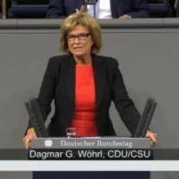 Dagmar Wöhrl Rede im Bundestag 69. Sitzung vom 26.11.2014 Wöhrl, Dagmar G. (CDU/CSU) Beschlussempfehlungen und Berichte des Haushaltsausschusses (8. Ausschuss) Bundesministerium für wirtschaftliche Zusammenarbeit und Entwicklung