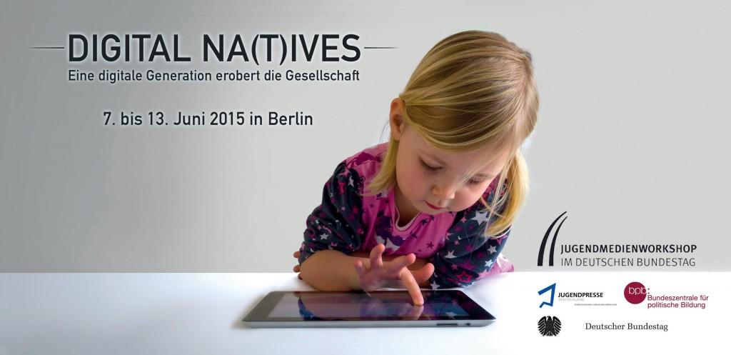 Jugendmedienworkshop Bundestag Digital Natives