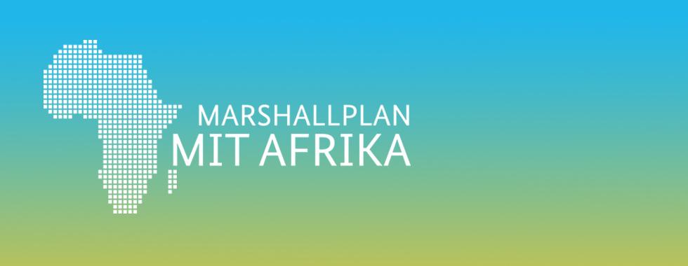 Ein Marshallplan mit Afrika
